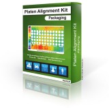 Platen Alignment Kit: Packaging
