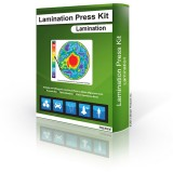 Lamination Press Kit: Lamination