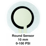 Tactilus Free Form Round Sensor 10mm