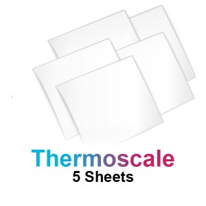 Fujifilm Thermoscale 100 - 5 Sheets